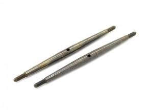 TrackStar 1/10 Spring Steel Turnbuckle M3x80 (2pcs)