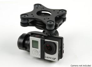 GH3-3D 3-Axis Camera Gimbal (Black)