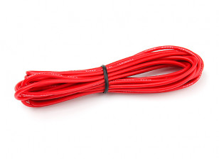 Turnigy High Quality 18AWG Silicone Wire 4m (Red)