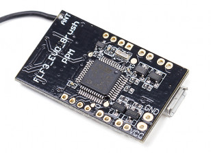FLF3 Evo Brushed Flight Controller with Integrated FlySky Compatible Receiver