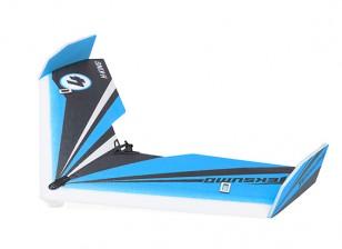 """H-King Teksumo EPP Wing 900mm (35"""") (Cerulean Blue) (Kit)"""