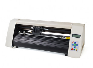 RS500C Mini Desktop Vinyl Cutting Plotter A3/A4 (EU Plug) front/right