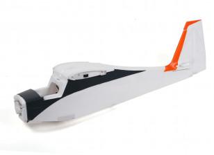 Durafly Tundra - Orange/Grey - Fuselage Set - Upgraded Wing Connector