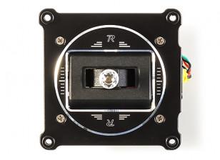 FrSky M9-R Hall Sensor Gimbal for X9D/X9D Plus Transmitter (Black Edition)