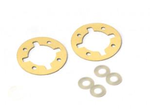 Gear Differential O-Ring Set - 3Racing SAKURA FF 2014