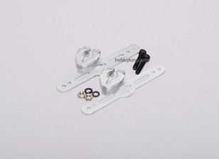 Wheel Pant Brackets 5/32 & 4.0mm