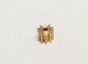 M0.3 1.0mm 10T pinion