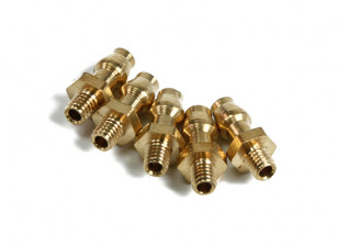 Screw in Nipple M3 (5pcs)