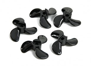3-Blade Boat Propellers D28xD3x8mm Left (5pcs)