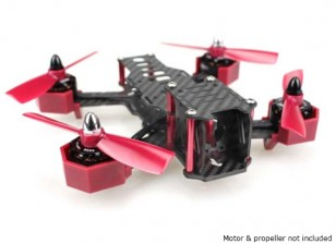 Nighthawk 170 Carbon Fiber Frame Kit