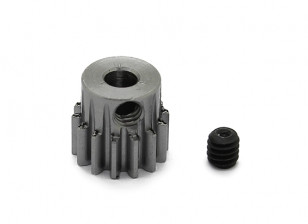 Robinson Racing Steel Pinion Gear 48 Pitch Metric (.6 Module) 14T