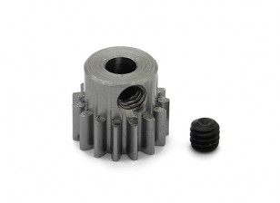 Robinson Racing Steel Pinion Gear 48 Pitch Metric (.6 Module) 15T