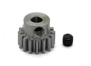 Robinson Racing Steel Pinion Gear 48 Pitch Metric (.6 Module) 16T