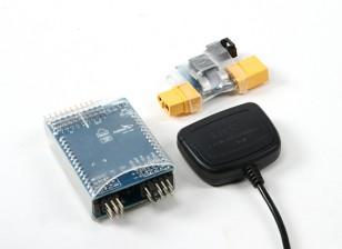 Arkbird Autopilot System w/OSD V3.1028 (GPS/Altitude Hold/Auto-Level)