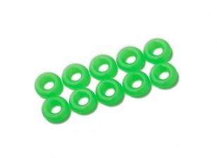 O-ring Kit 3mm (Neon Green) (10pcs/bag)