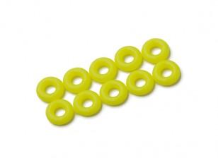 O-ring Kit 3mm (Neon Yellow) (10pcs/bag)