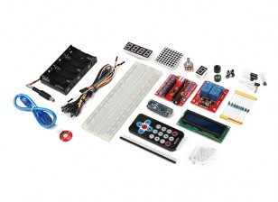Funduino Nano Module Learning Kit