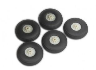 Wheels 50mm  5pcs/bag