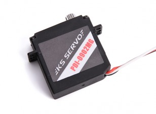 KS-Servo PDI-0902MG Slim Wing BB / DS / MG Servo 1.9kg / 0.1sec / 9g