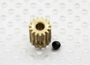 Pinion Gear 3.17mm/0.5M 15T (1pc)