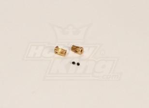 GT450PRO Drive Gear Set 11T/13T 3.15mm