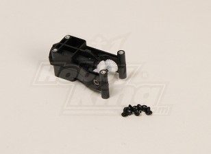 GT450PRO Tail Boom Holder Assembly Set (Torque Tube Version)