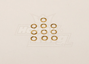 Copper washer 5x8x0.20mm (10pcs/bag)