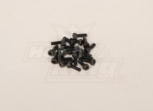 Screw Socket Head Hex M3x10mm (20pcs)