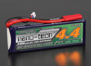 Turnigy nano-tech 4400mah 2S 65~130C Lipo Pack