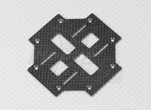 Turnigy Talon V2 Carbon Fiber Main Bottom Plate (1pc)