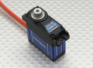 Turnigy™ TGY-390V Coreless HV/DS/MG Servo w/Heat Sink 5.4kg / 0.11sec / 22.5g