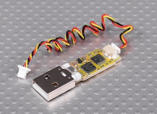 USB Programmer for Micro Helicopter ESC