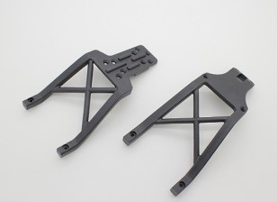 Front & Rear Chassis Support Beams - A2032