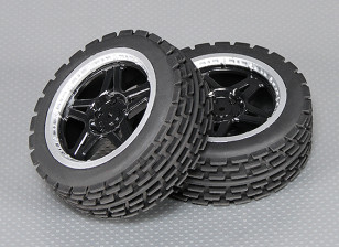 Front Tire Set - A2033 (2pcs)