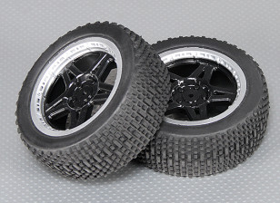 Rear Tire Set - A2033 (2pcs)