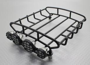 Crawler Luggage Tray with LED Lights