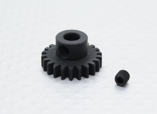 22T/5mm 32 Pitch Hardened Steel Pinion Gear