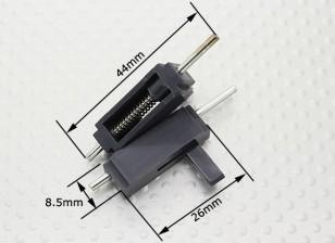 Canopy Locks - 26x8.5x8mm 2pcs