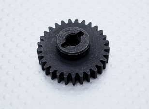 Central Diff. Box Spur Gear 29T - Nitro Circus Basher 1/8 Scale Monster Truck
