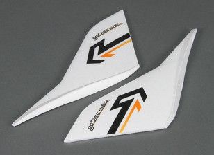 HobbyKing Go Discover FPV 1600mm - Replacement Vertical Wing