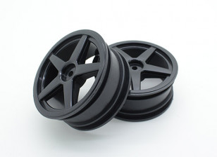 Toxic Nitro - Front Wheels
