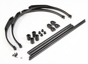 M200 Crab Leg Landing Gear Deluxe Set DIY (Black)