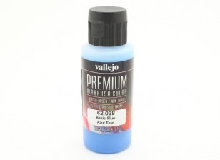 Vallejo Premium Color Acrylic Paint - Basic Fluo (60ml) 62.038