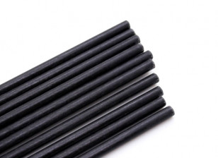 Glass Fiber Rod 2.5x750mm (10pcs)