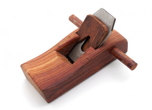 Mini Wooden Smoothing Plane 98mm