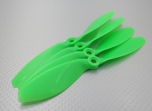 Turnigy Propeller 7x3.8 Green (CW) (4pcs)