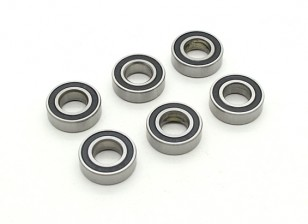 8x16x5 Ball Bearing (6pcs) - BSR 1/8 Rally