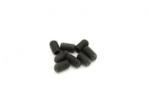 M3x5 Set Screw (8pcs) - BSR 1/8 Rally
