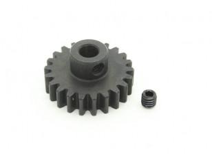 22T/5mm M1 Hardened Steel Pinion Gear (1pc)