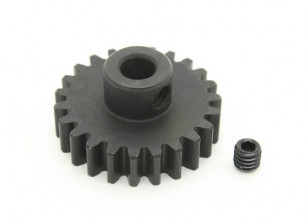 23T/5mm M1 Hardened Steel Pinion Gear (1pc)